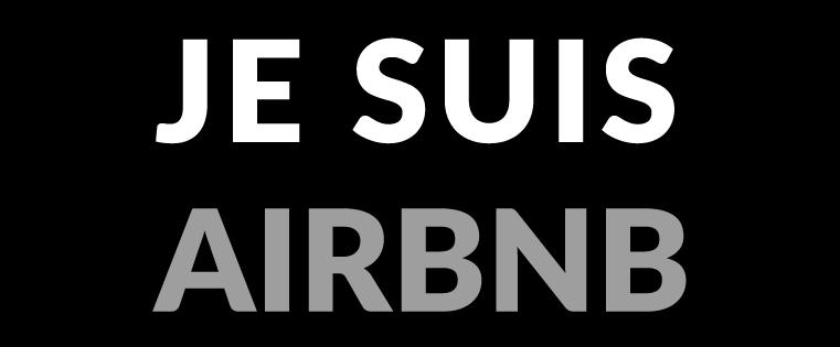 Je suis airbnb